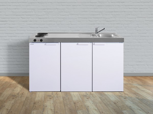 Miniküche Kühlschrank Links : MinikÜche mk kühlschrank e kochfeld links spüle rechts