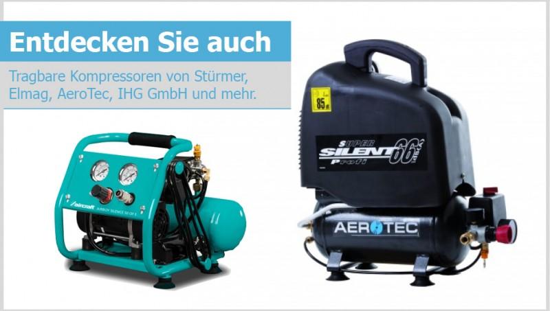 Kolbenkompressor Drucklufttechnik Werkzeuge Und Maschinen Profiwerkzeug24